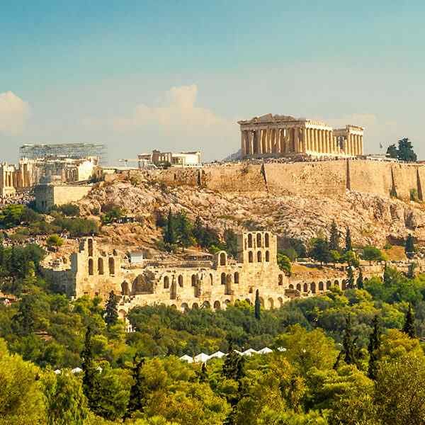 Highlights Of Turkey and Greece