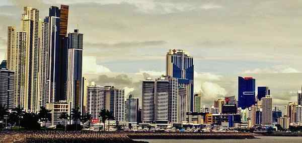 Glimpse of Panama