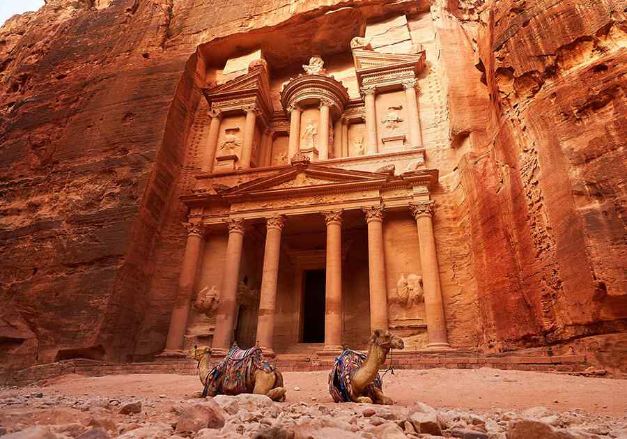 Highlights of Egypt and Jordan