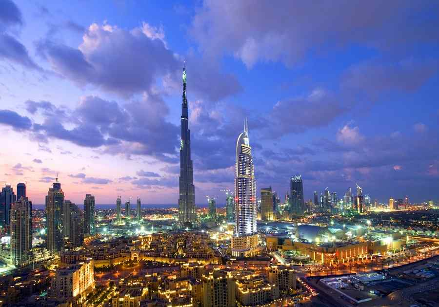 Best of India And Dubai