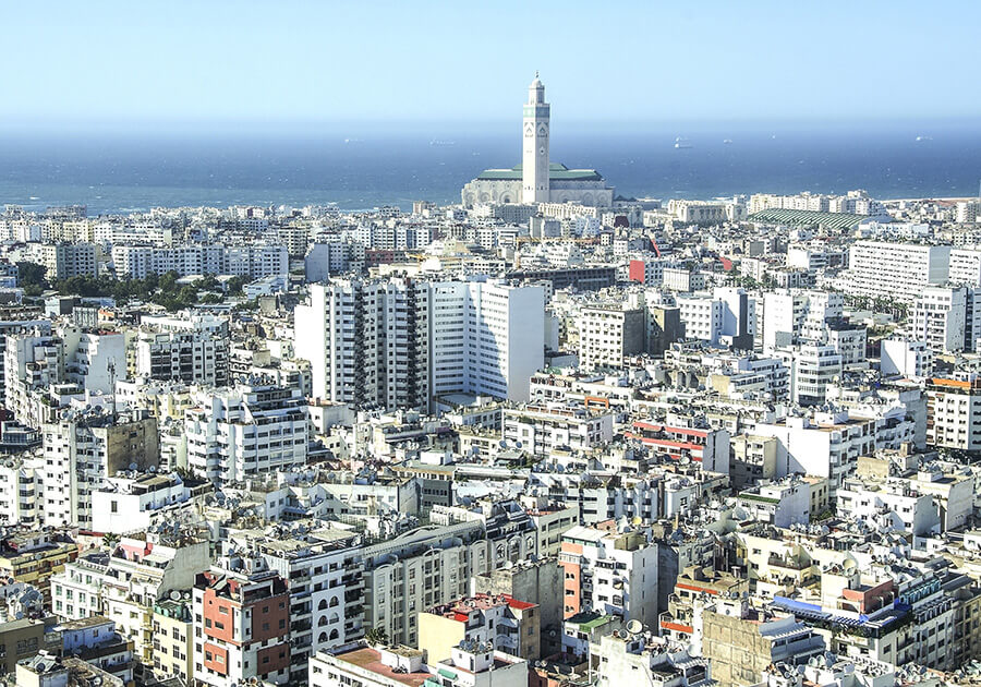 Imperial Cities Tour: Ex Casablanca