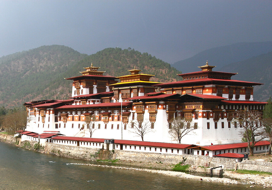 Highlights Of Bhutan Punakha