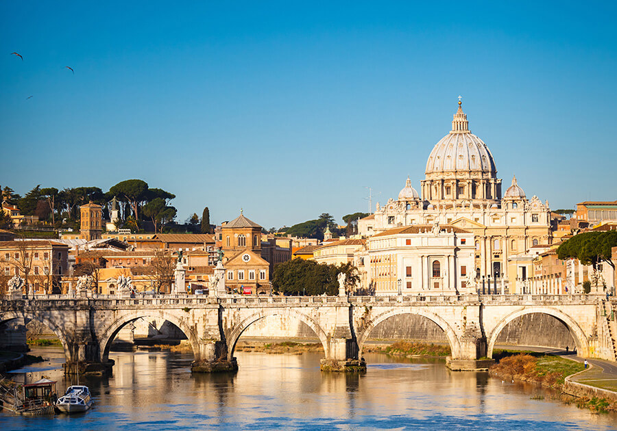 Rome And Magnificent South