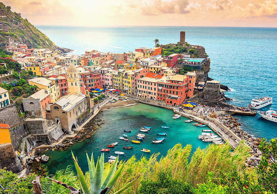 Flavors Of Tuscany & The Enchanting Cinque Terre