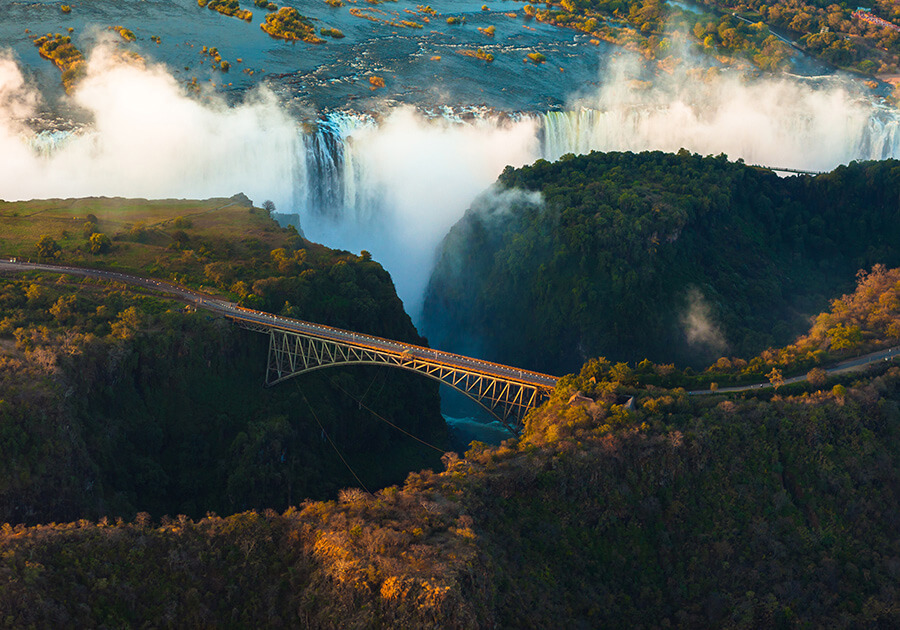 Discover South Africa & Victoria Falls Ex USA