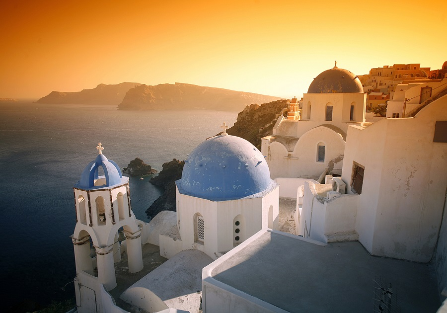 Island Hopping in Greece Athens-Mykonos-Santorini