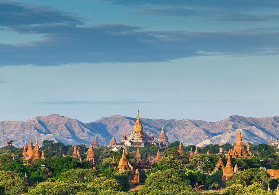 Glimpse Of Myanmar
