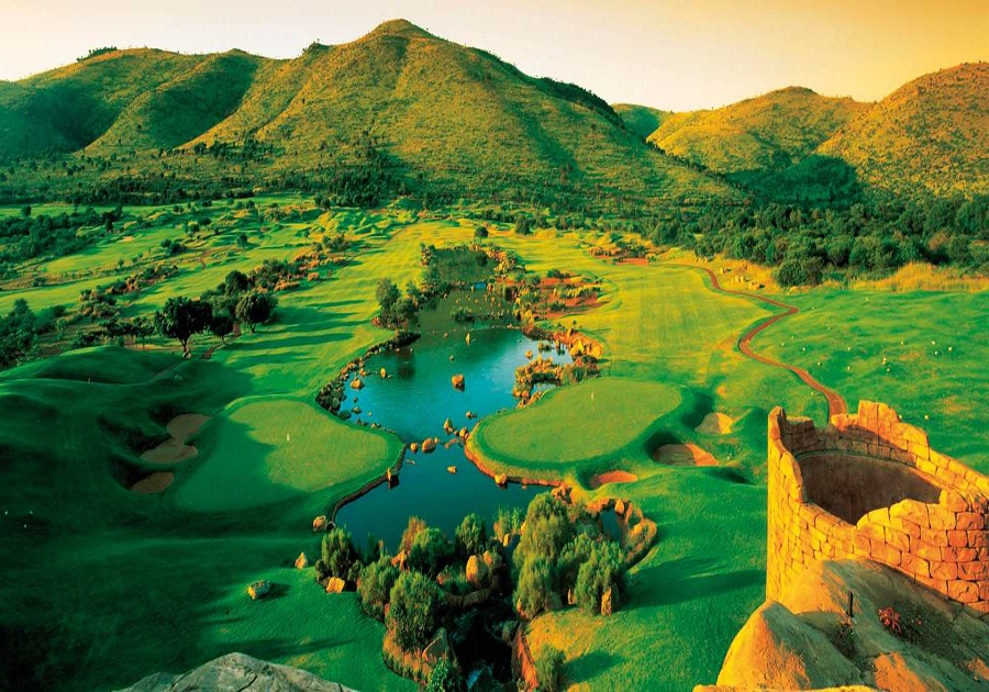 Sun City and Cape Town