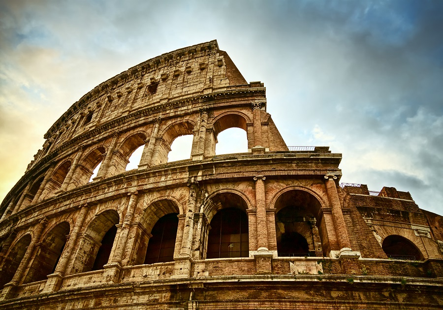Five wonders of Mediterranean (Warren Chamber Wonders of Med Cruise)