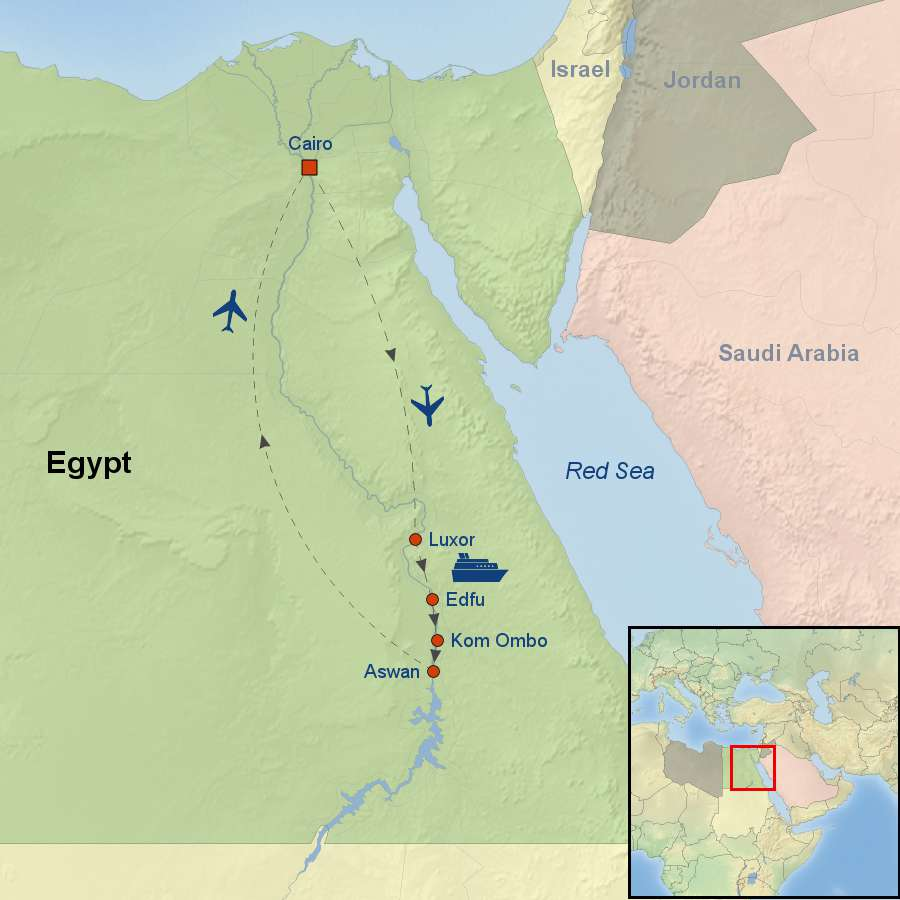 Explore Magical Egypt with Medford Chamber