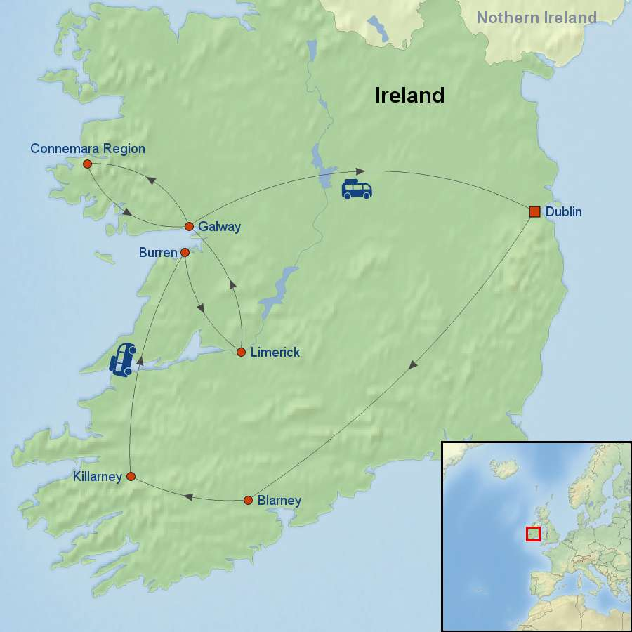 Discover Ireland with GLLV Chamber