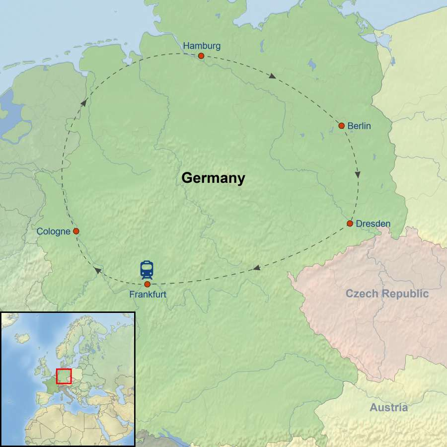 Best of North and East Germany